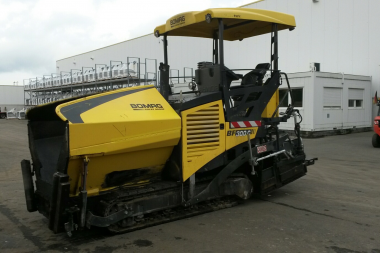 BOMAG BF 300
